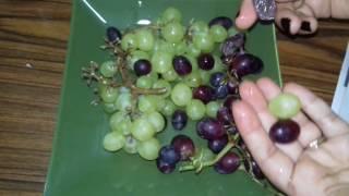 ماسك العنب للبشرة وصفه سهله وبسيطه للعنايه بجمالك بديل البوتكس لازالة السموم من البشرة