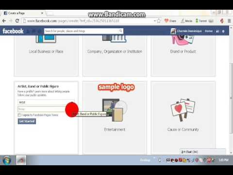 Facebookhow to make page and how to delete it