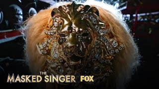 The Clues: Lion | Season 1 Ep. 3 | THE MASKED SINGER