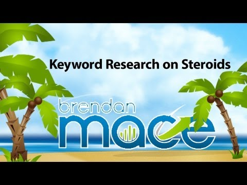 36K+ Keywords in Minutes - Keyword Research on Steroids