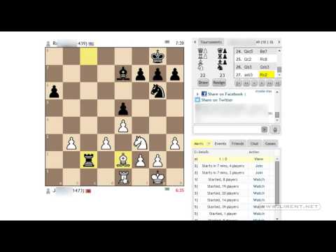Learn How To Play Chess - Game #1