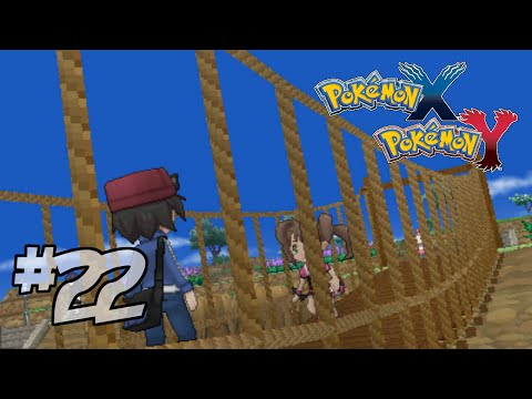 Let's Play: Pokémon X, Episode 22: Anistar City to Snowbelle City