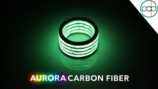Making The Aurora Carbon Fiber Glow Ring