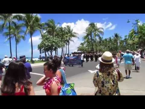 New Jersey Lions Parade in Hawaii 2015