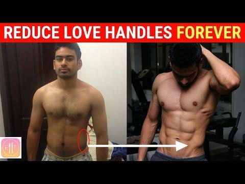 Lose Love Handles in 1 Week (Men & Women) | FASTEST WAY