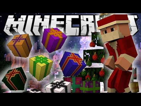If Santa Took Over Minecraft