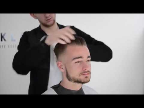 Short sides long top haircut men Mens haircut tutorials 2016