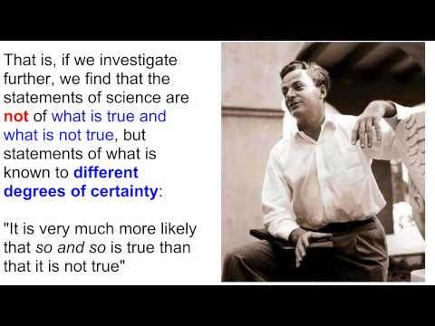 (1/2) Richard Feynman's