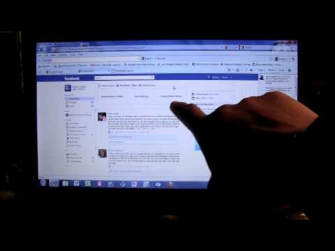 How to Upload a Picture to Facebook | H2TechVideos