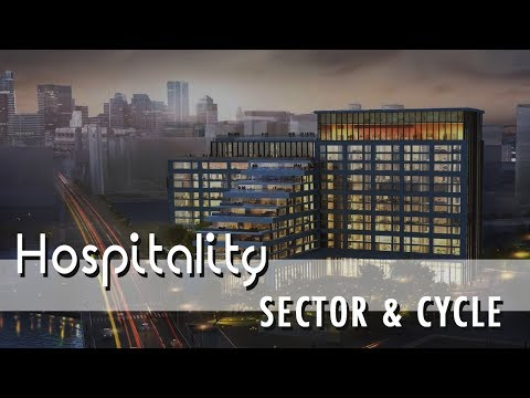 Top line growth for hotels and hospitality