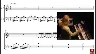 Awesome Solo / Rick Wakeman ( Main Chorus Transcription ) / D-logia Library | Synthcloud