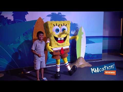 Kidcation tester Jacob lives it up at Nickelodeon Hotels and Resorts Punta Cana   Sunwing.ca