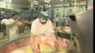 How Parmesan Cheese Is Made