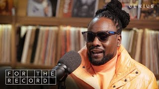 Wale Talks New Album, J. Cole Friendship, & Rift With Kid Cudi | For The Record