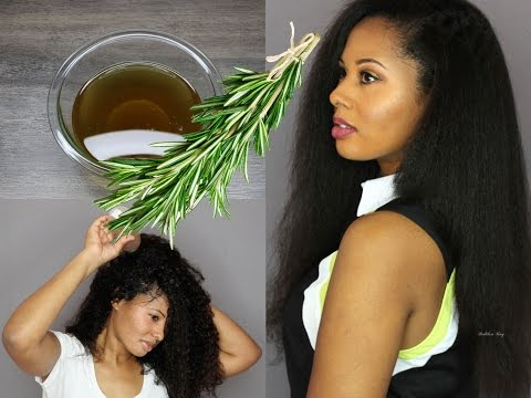 Out of this world hair growth with a few herbs!  Natural Hair Products