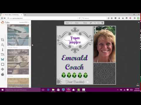 How to make a Collage on PicMonkey Collage
