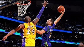 NBA Superstars Getting Posterized