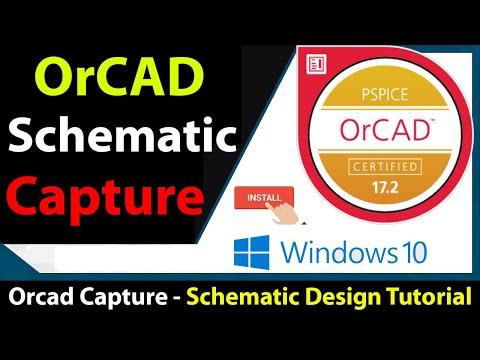 Complete ORCAD CAPTURE ( SCHEMATIC )