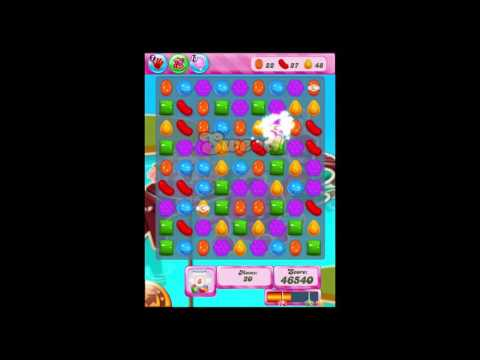 Candy Crush Saga Level 140 Walkthrough