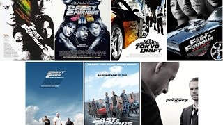 Fast and Furious Franchise review