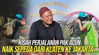 VIDEO LENGKAP PERJALANAN ACUN DARI KLATEN KE JAKARTA. SEMUA BUKANLAH SETTINGAN .. ( TRUE STORY )