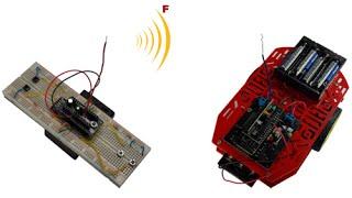 Tutorial: Como Montar Um Carrinho De Controle Remoto Controlado Por Rf Com Garagino