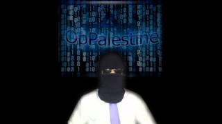 OpPalestine Warning Message | ההאקר הישראלי הודעת אזהרה