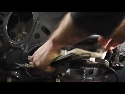 Ford Focus Front Door Window Regulator Motor Replacement