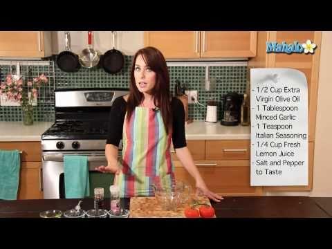 How to Make Greek Salad Dressing