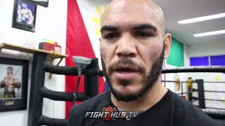 Download RAY BELTRAN TALKS RICHARD COMMEY & WHY PACQUIAO'S SPECIAL IN & OUT THE RING Video