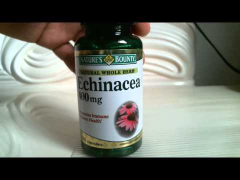 NATURE'S BOUNTY - ECHINACEA (BOOST YOUR IMMUNE SYSTEM)