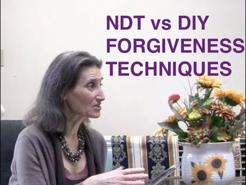 New Decision Therapy vs. DIY Forgiveness Techniques – Interview with Lynn Himmelman