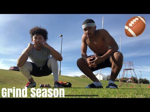 Grind Season || Ep. 1 || Offseason Football Drills