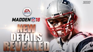 Madden 18 New Details: MUT 18, New Controls & Formations, Draft Champions Gone?