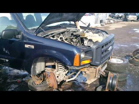 2006 FORD F250 CREWCAB LONGBOX