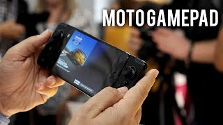 Moto Gamepad Hands On: Android