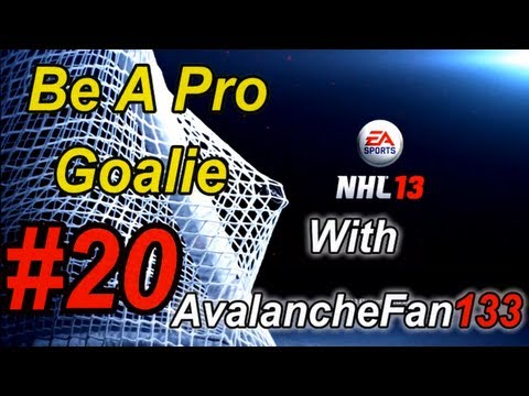 NHL 13 - Be A Pro - Goalie - Episode 20: Game 4 of The OHL Playoffs