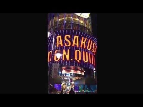 Don Quijote Asakusa Store, Tokyo - Japan