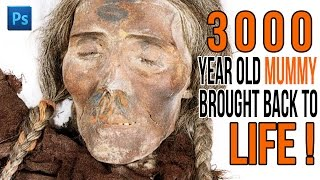 3000 YEAR OLD MUMMY brought back to LIFE!