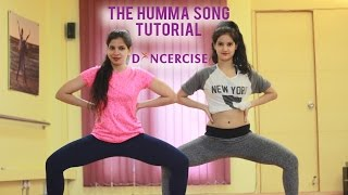 The Humma Song – OK Jaanu | Dance Tutorial | Sapna and Renu | Dancercise