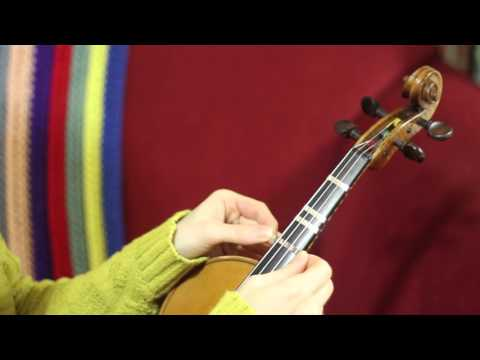 A Beginner's Guide to Violin Finger Positions