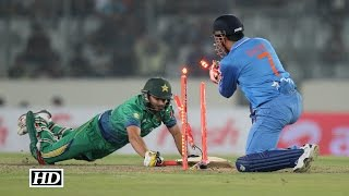 India vs Pakistan | Asia Cup 2016 | Thrilling Moments