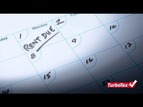 About Rental House Tax Deductions - TurboTax Tax Tip Video