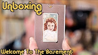 Download Tobacco Card | Unboxing | Welcome To The Basement Video