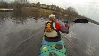 Turn Your Kayak Quickly - Sweep Stroke + Edging