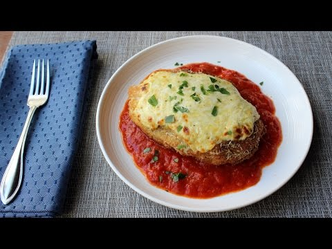 New & Improved Chicken Parmesan - Chicken Parm Recipe