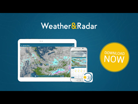 Weather & Radar - The Best App For Your Weather Worldwide