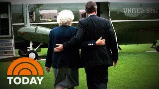 Barbara Bush And George H.W. Bush: An Epic Love Story | TODAY