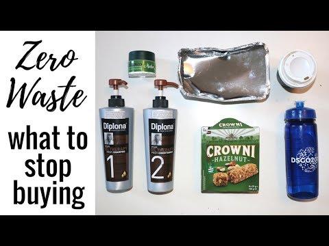 5 THINGS I NEVER BUY I Zero Waste and Minimalism
