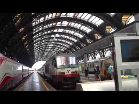 Milano centrale partenza verso Malpensa